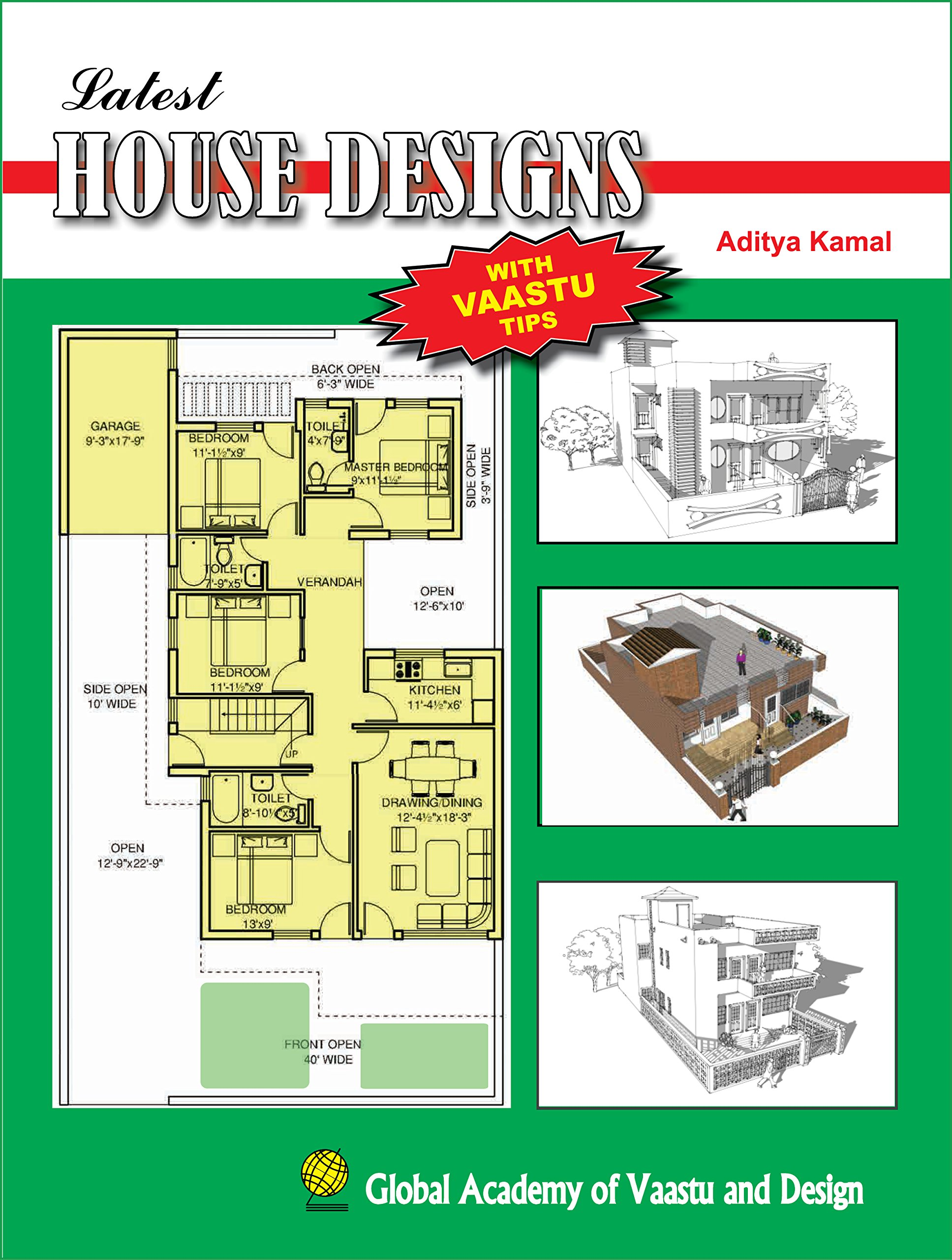 Buy Latest House Designs Book Online At Low Prices In India