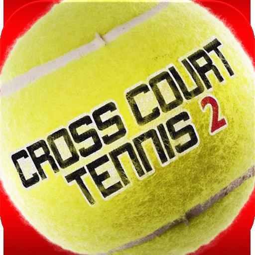 Cross Court Tennis 2(Kindle Tablet Edition) (Court Tennis Cross)