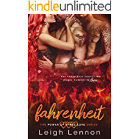 Fahrenheit (The Power of Three Love Series Book 2) book cover