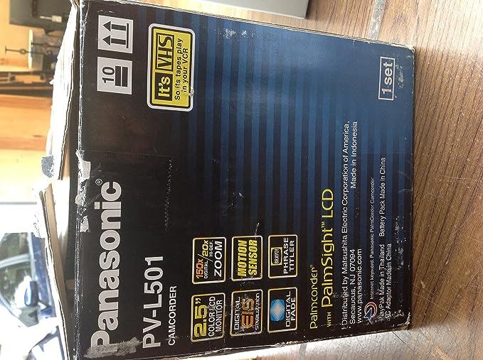 Panasonic PVL501 product image 3