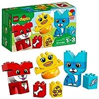 LEGO Duplo My First Puzzle Pets 10858 Building Blocks (18 Piece)