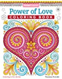 Power of Love Coloring Book (Coloring is Fun) (Design Originals): 32 Sweet & Romantic Beginner-Friendly Creative Art Activities from Thaneeya McArdle, on High-Quality Extra-Thick Perforated Paper