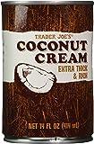 Trader Joe's Coconut Cream, 14 oz. (2 Pack)