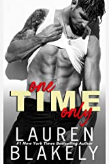 One Time Only (The Extravagant Book 3) (English Edition) eBook Kindle