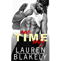 One Time Only book cover