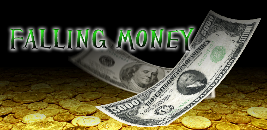 Amazon Falling Money 3D Live Wallpaper Appstore For Android