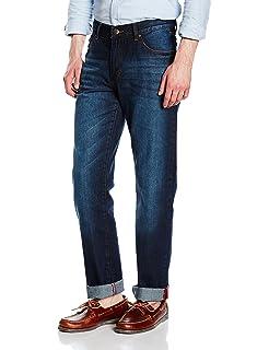 Mens Straight Jeans Rica Lewis F8HY4rga