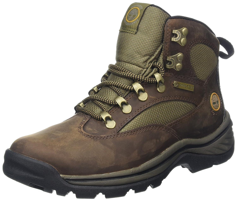 Timberland Chocorua Trail Mid GTX para mujer-zapatos para caminar  (Dark-brown) ed12eed3f4