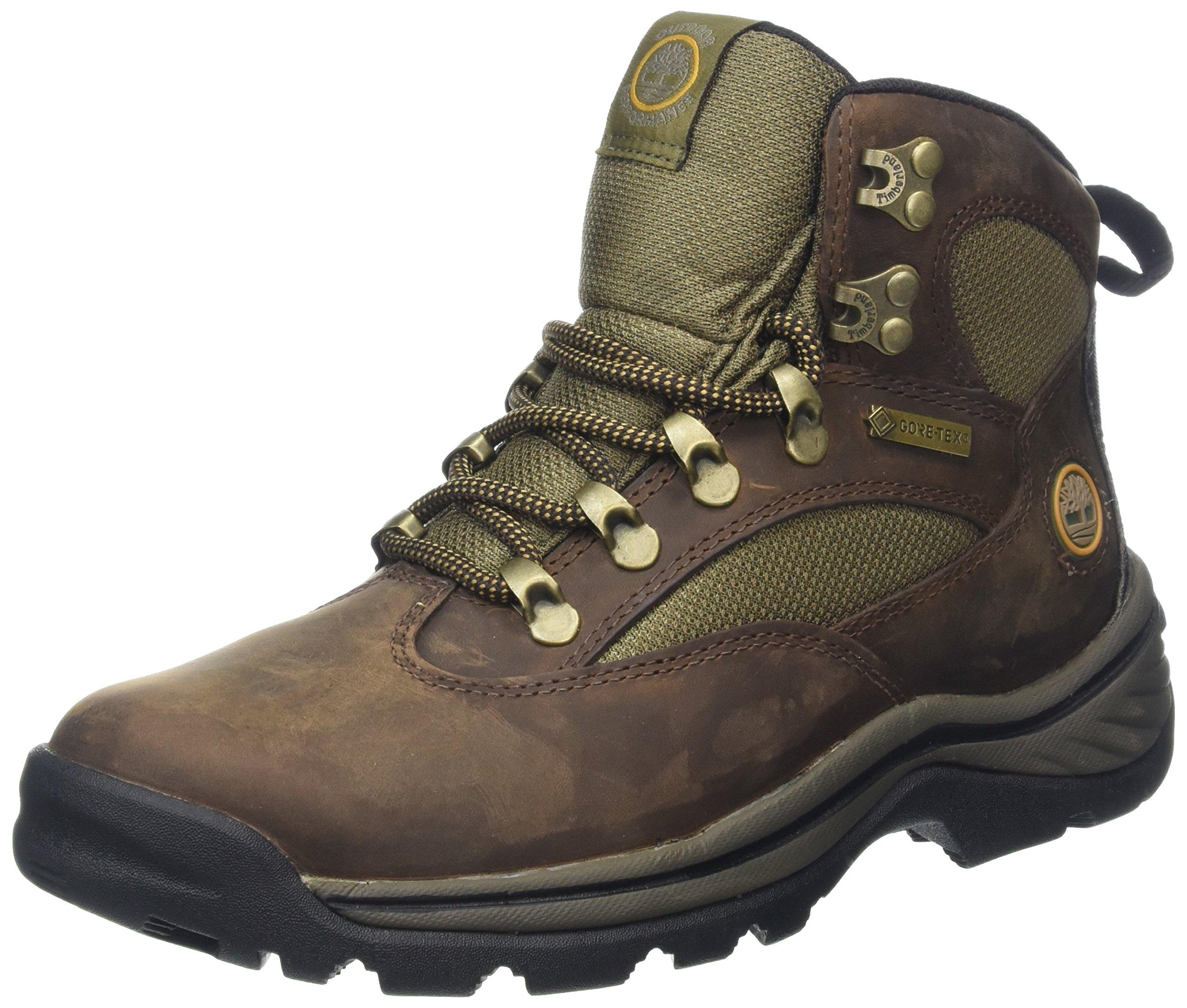 Timberland Women's Chocorua Trail Boot,Brown,8 M