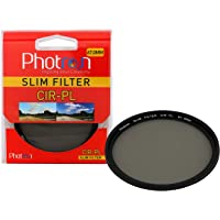 Photron 67.0MM SLIM CIR-PL Circular Polarizer Lens Filter
