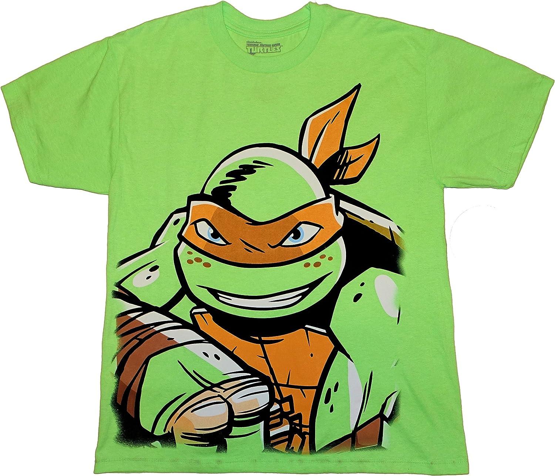 Amazon.com: Teenage Mutant Ninja Turtles Michelangelo Little ...