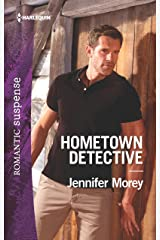 Hometown Detective (Cold Case Detectives Book 6) Kindle Edition