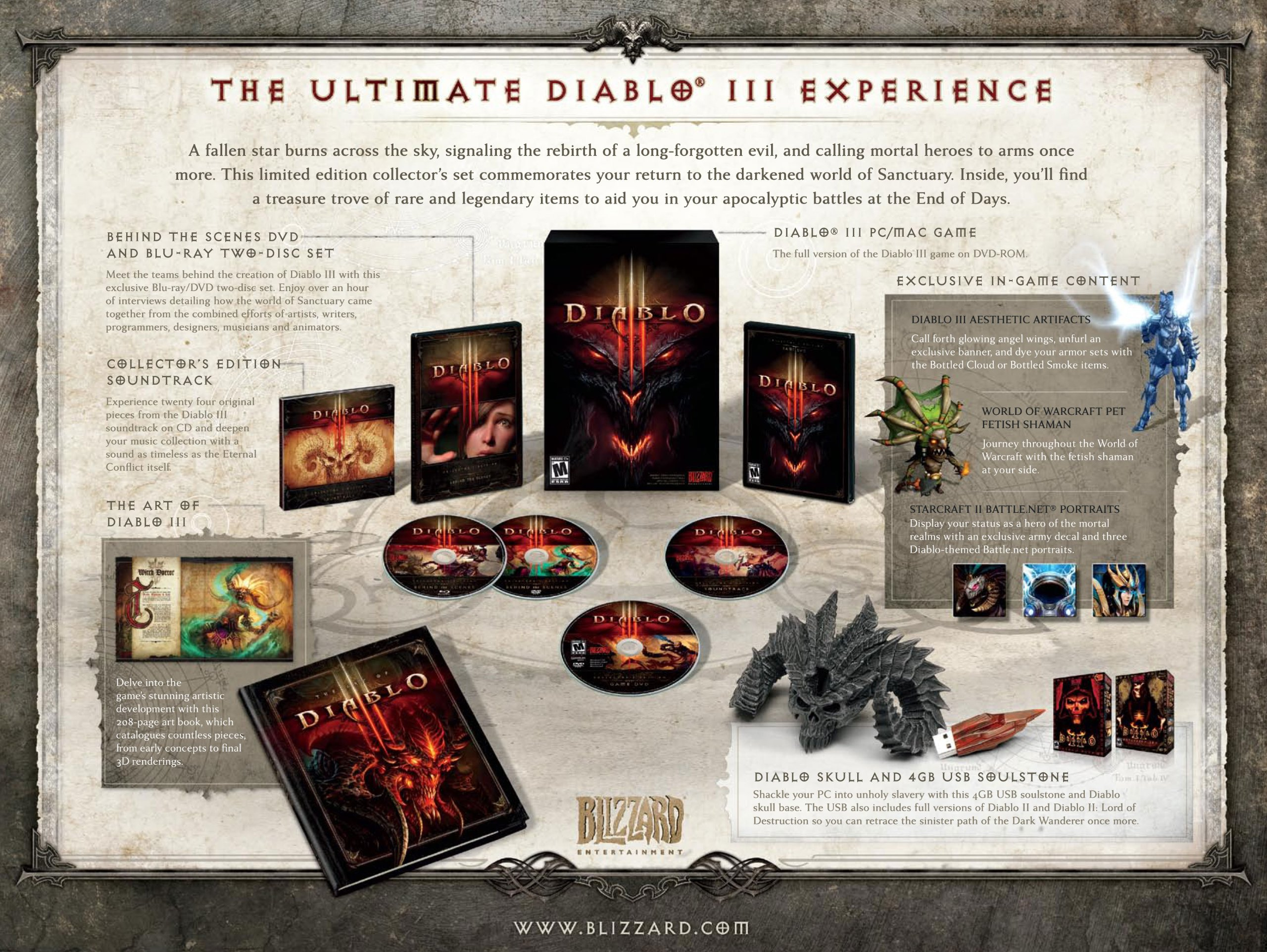 Diablo III: Collector's Edition by Blizzard Entertainment (Image #2)