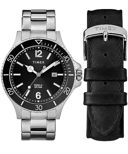 8b8820e0b817 Reloj - Timex - para Hombre - TWG019700  Amazon.es  Relojes