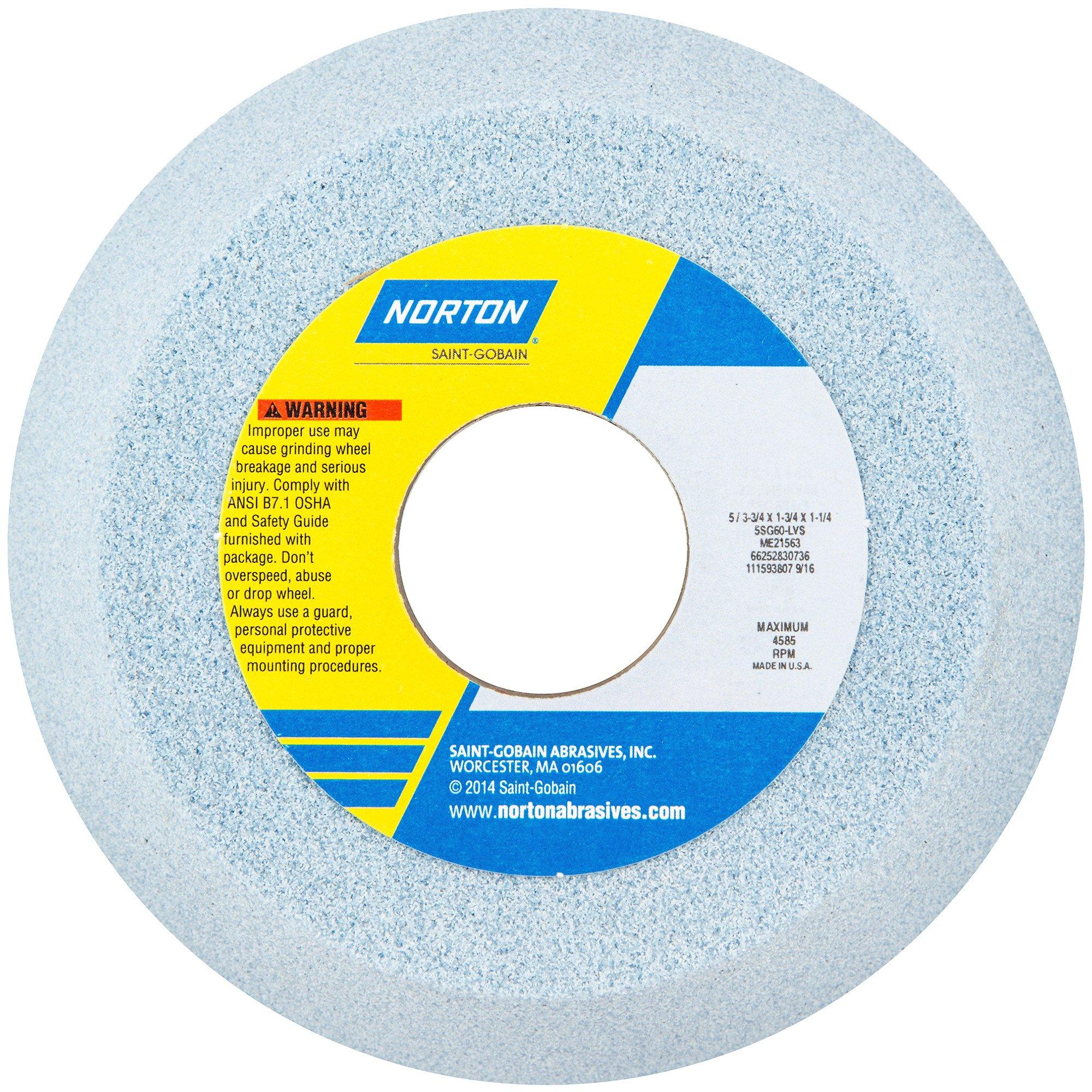 Flaring Cup Wheel, 5 Diax1.75Tx1.25AH, PK5