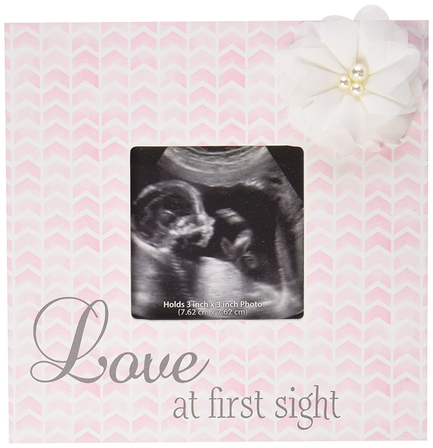 C.R. Gibson Sonogram Photo Frame, Love at First Sight BPSF-16507