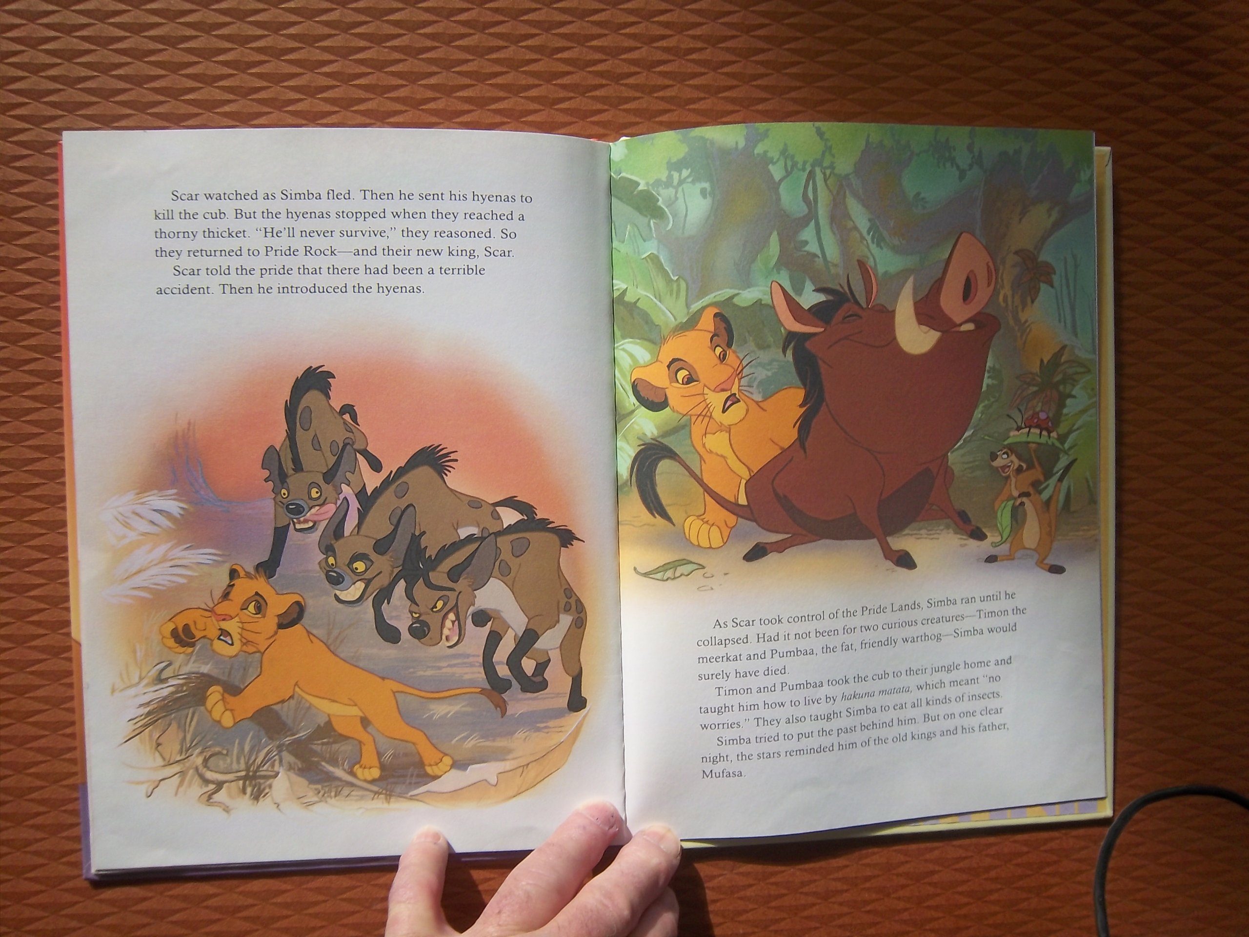 Buy Disneys the Lion King Big Golden Book Book Online at Low