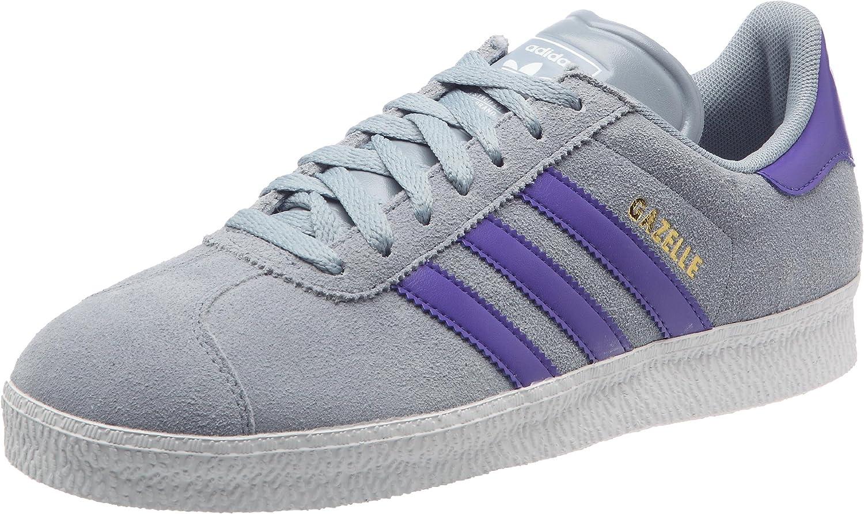 Madison Respectivamente paridad  adidas Originals Gazelle 2 Men Shoes Fashion Lifestyle Trainers Silver  Size: 5: Amazon.co.uk: Shoes & Bags