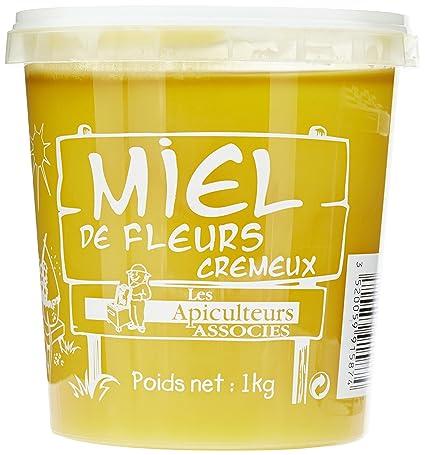 miel de thym liquide ou cremeux