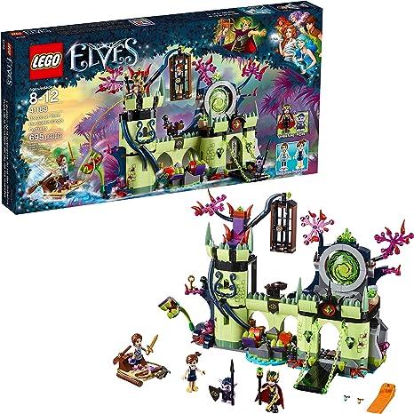 Eichhörnchen Mr Tier Squirrel Eichkätzchen Kobold 41182 Spry LEGO Elves