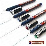 Edding 1800 Profipen Pigment Liner Drawing Pen