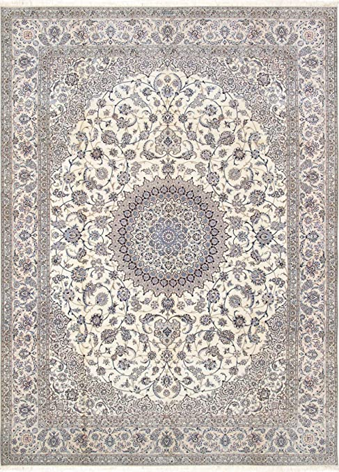 Amazon Com Pasargad Carpets Persian Nain Collection Hand Knotted