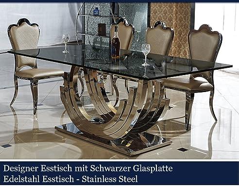 Esstisch Mit Glasplatte. Full Size Of Esstisch Nussbaum Glas Schnes ...