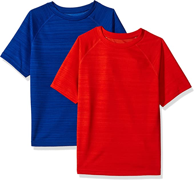 Hanes Boys Big Sport Sleeveless Graphic Performance Tee Pack of 2