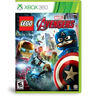 Amazon Com Lego Marvel Super Heroes Xbox 360 Whv Games Video Games