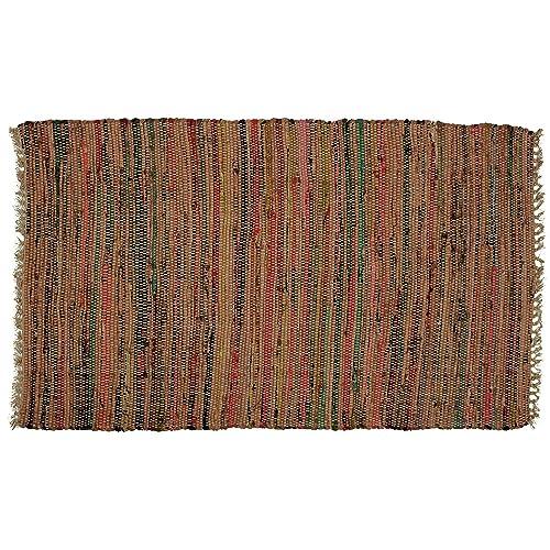 Cotton Woven Rug: Amazon.com