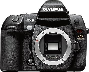 Amazon.com: Olympus EVOLT E-3 10.1 MP cámara réflex digital ...