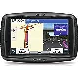 """Garmin zūmo 590LM Navigatore Moto Impermeabile IPX7 con Schermo da 5"""", Mappa Europa Completa e Aggiornamento Mappa a Vita, Nero/Antracite"""
