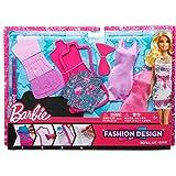 Barbie Fashion Design Plates Glam Extension Pack X7894