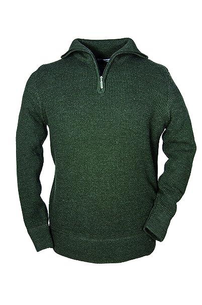 ed7a73fc00e6 GZK Troyer aus 70% Acryl und 30% Wolle 5700  Amazon.de  Bekleidung