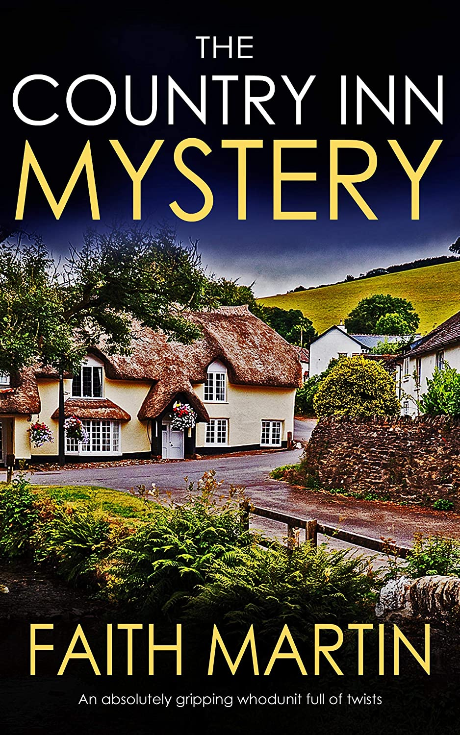THE COUNTRY INN MYSTERY an absolutely gripping whodunit full ...