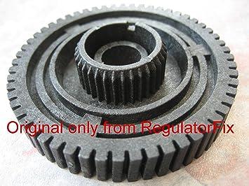 RegulatorFix Transfer Case Actuator Motor Gear Replacement Carbon Fiber #  093509010 for BMW X3 E83 X5 E53 X6 E71 X5 E70