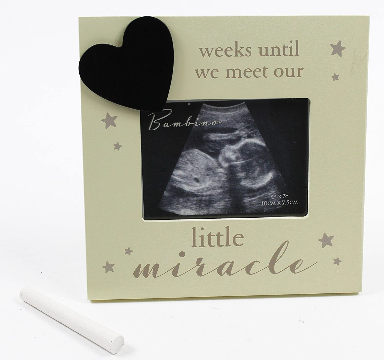 Baby \'s First Scan Bilderrahmen Schwangerschaft Ultraschall Andenken ...