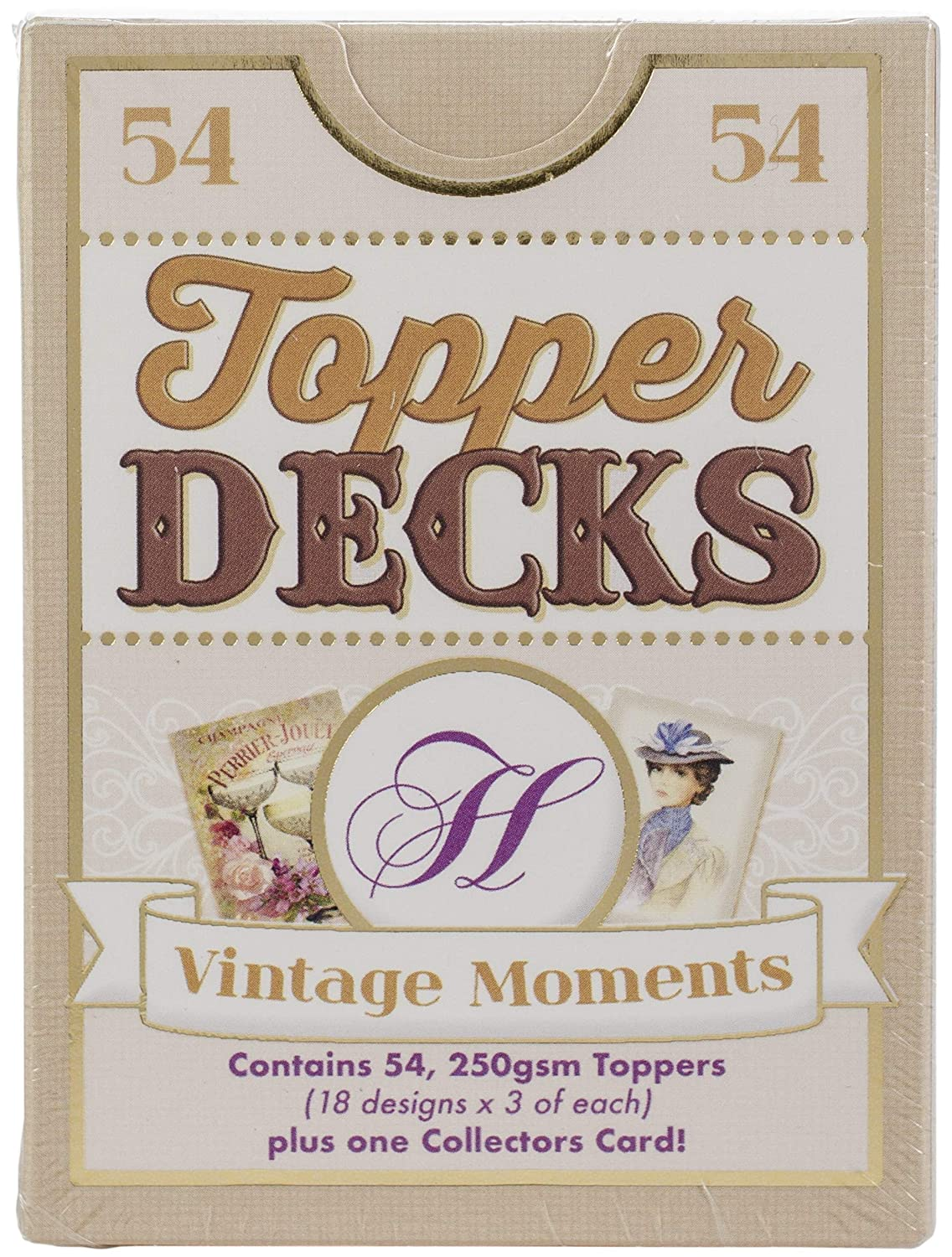 Home for Christmas Hunkydory Topper Deck 54 Images for Card Making DECK006