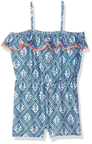 382b9826019 Amazon.com  Freestyle Revolution Girls  Toddler Pineapple Romper  Clothing