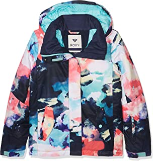 1d41cfce5 Roxy Sassy Girls  Snow Jacket - Blue