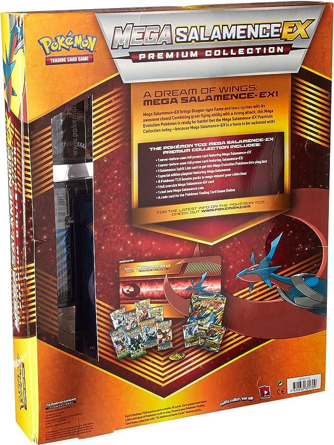 Pokemon Mega Salamence-EX Premium Collection