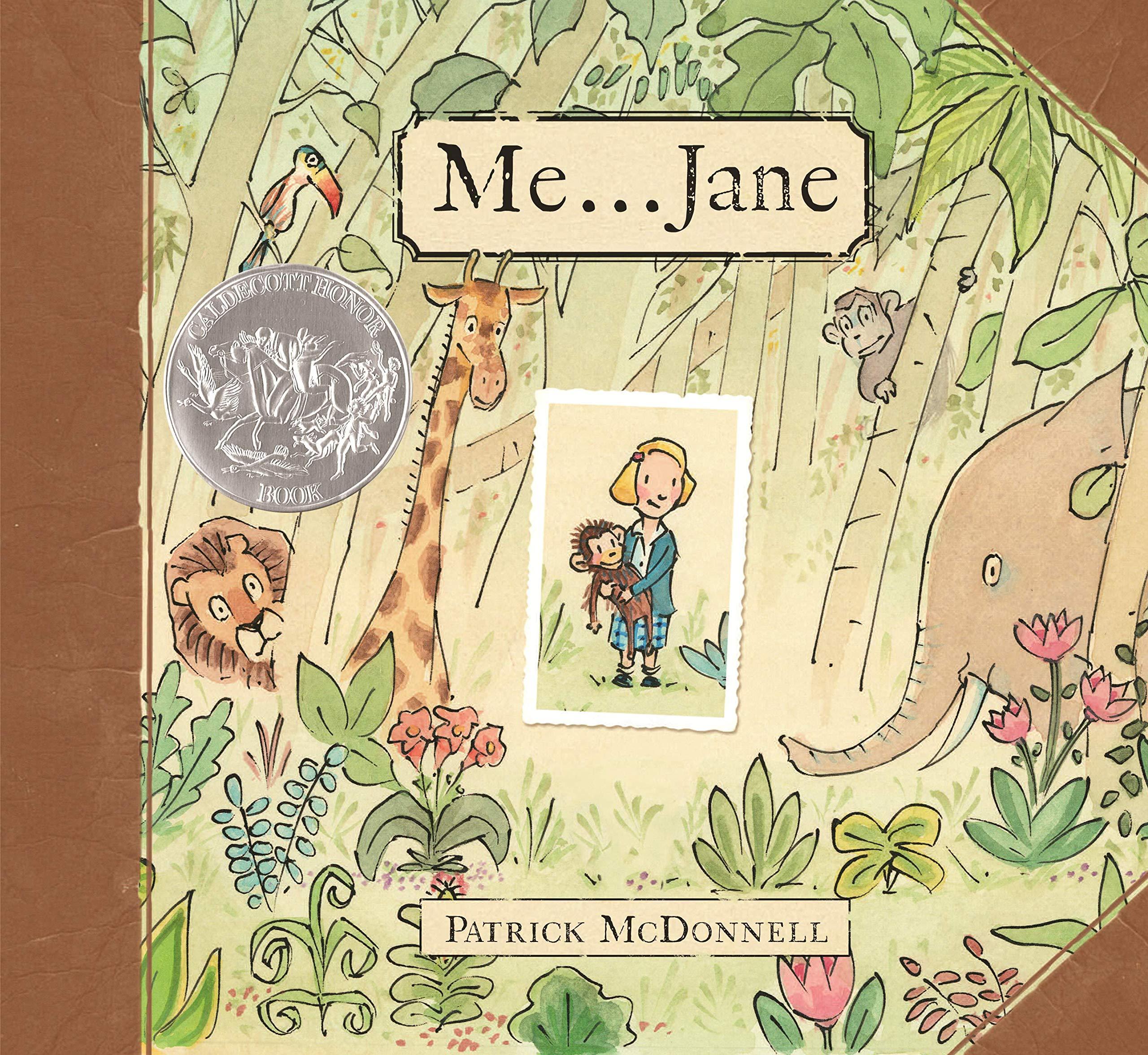 Me...Jane (Mcdonnell Patrick)