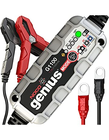 Amazon com: Battery Chargers - Jump Starters, Battery