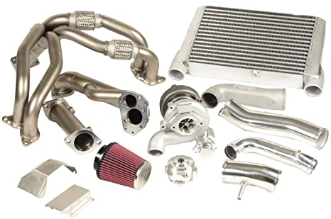 tomioka Racing TD05 – 20 G Turbo Kit para el SUBARU BRZ (Billet Rueda &