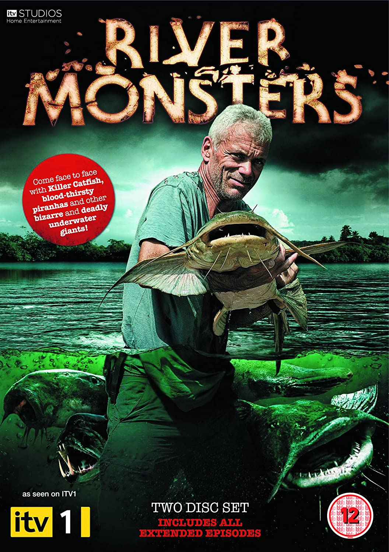 River Monsters [DVD]: Amazon.co.uk: DVD & Blu-ray