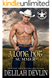 A Long, Hot Summer (The Triplehorn Brand Book 3)