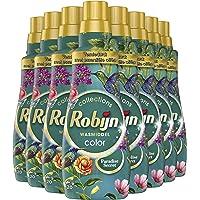 Robijn Klein & Krachtig Paradise Secret Vloeibaar Wasmiddel - 160 Wasbeurten - 8 x 700 ml