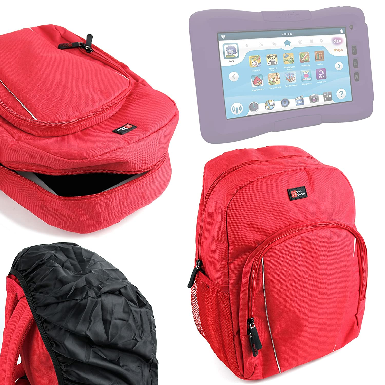 DURAGADGET Mochila para Niños para Cefatronic Tablet Clan 1 ...