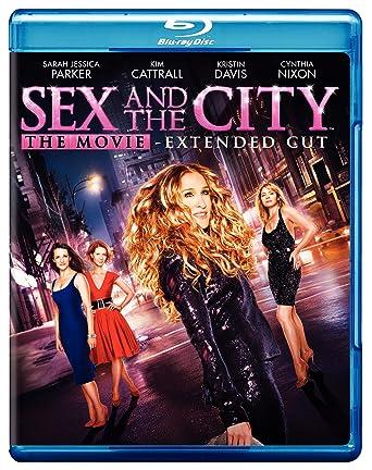 Amazon com: Sex and the City: The Movie [Blu-ray]: Sarah Jessica