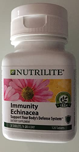 Nutrilite Immunity Echinacea – Tablets 120 Count